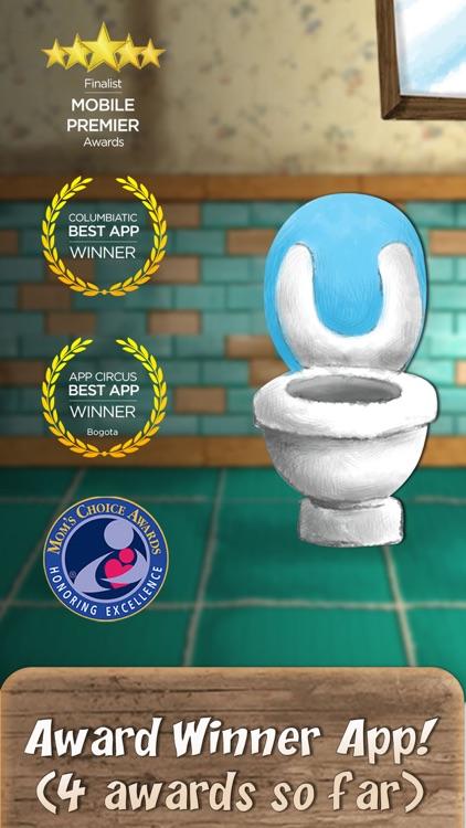 Toilet Potty Training screenshot-7