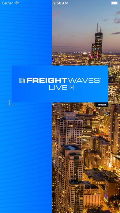 点击获取FreightWaves LIVE