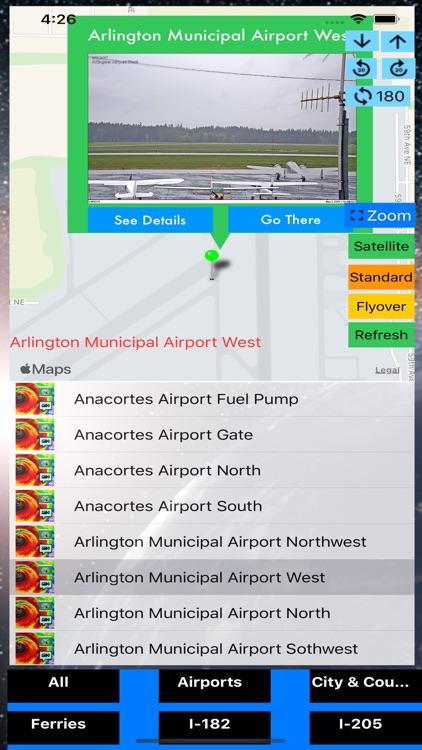 Traffic Camera Washington Pro screenshot-8
