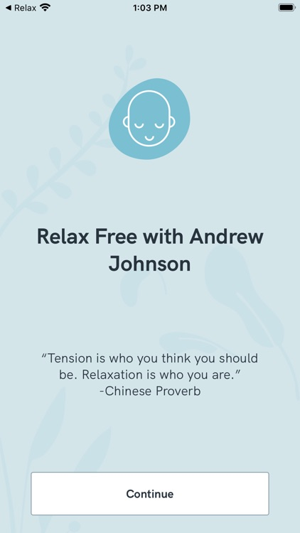 Relax with A. Johnson