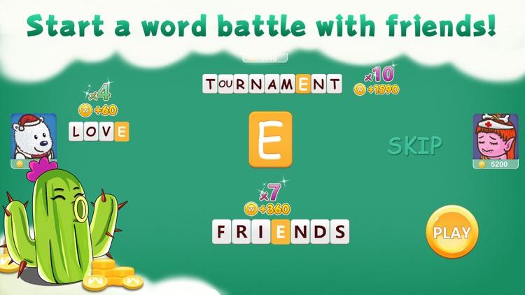 Word Fight : scrabble