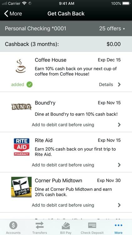 Kitsap Credit Union screenshot-6