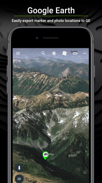 BaseMap: 3D Hunting GPS Maps screenshot-4
