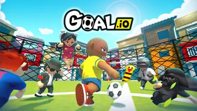 最新スマホゲームのGoal.ioが配信開始!