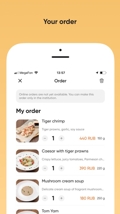 inMenu - Food & Restaurants screenshot-6