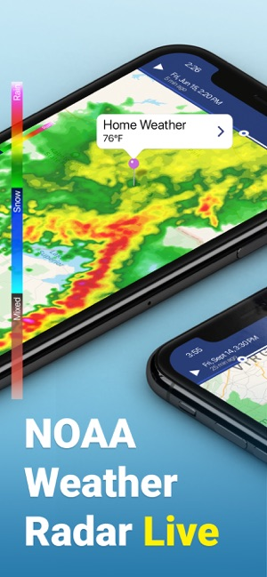Storm radar live