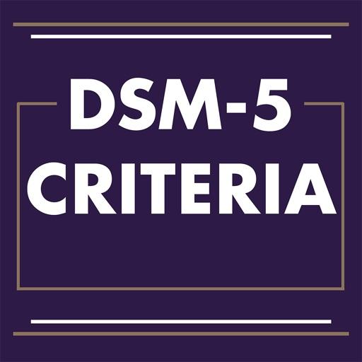 DSM-5 Diagnostic Criteria