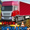 3D Truck Transport Simulation