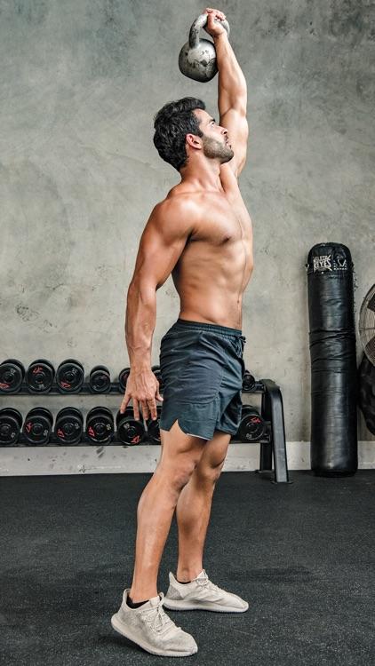 Muscle & Fitness screenshot-4