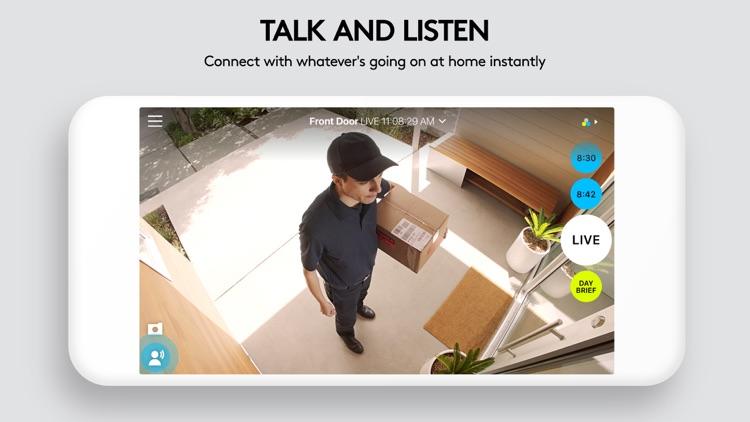 Logi Circle Security Camera screenshot-4