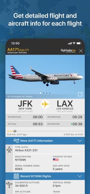 Flightradar24 Flight Tracker Di App Store