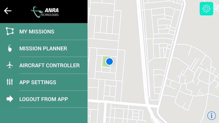 ANRA Mission Planner