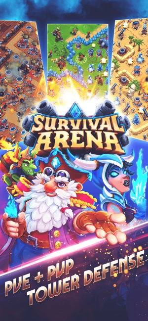 Survival Arena™ TD on the App Store