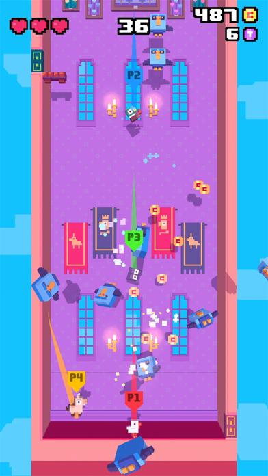 Crossy Road Castle screenshot 6