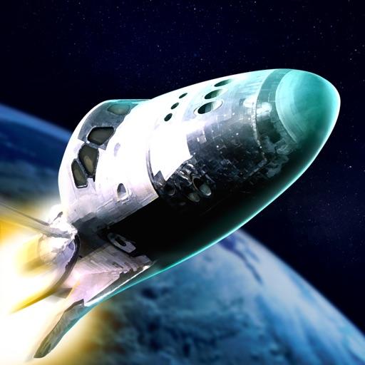 Starship Docking: Space Cruise