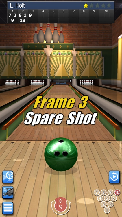 My Bowling 3D screenshot-1