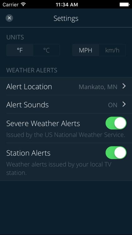 KEYC News 12 Weather screenshot-4
