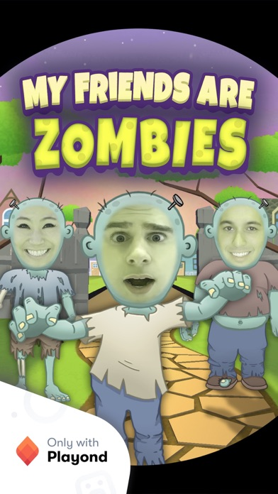 My Friends Are Zombies Screenshot