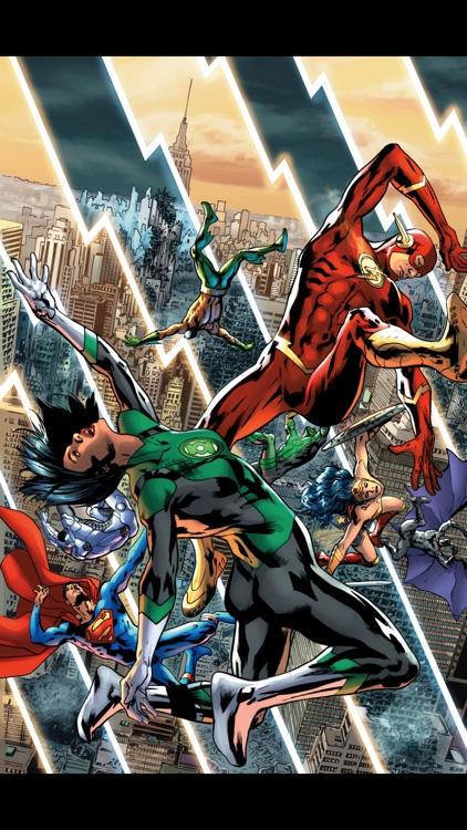 DC Comics screenshot-4