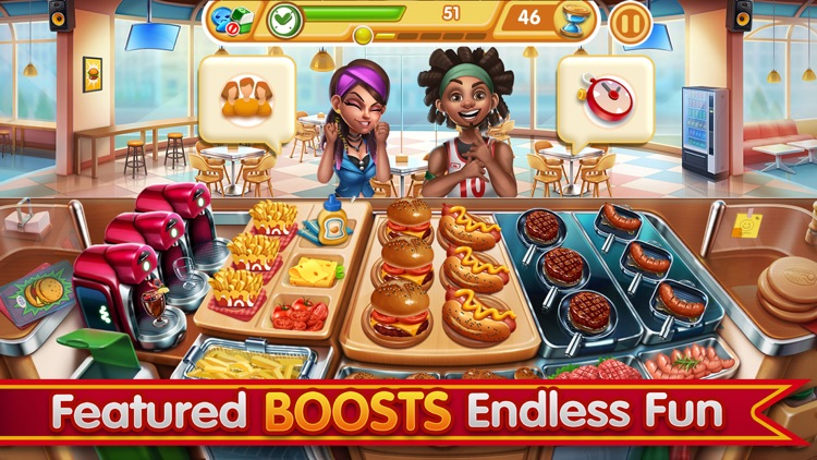 Cooking City - Chef's Game