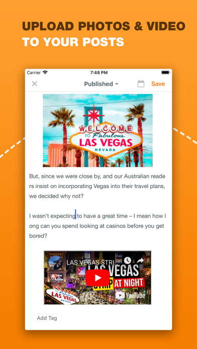 download Blogg for Blogger apps 1