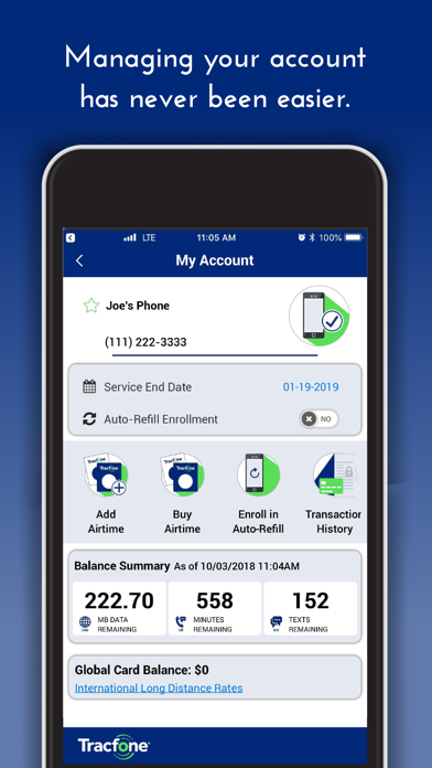 TracFone Wireless My Account by TracFone Wireless, Inc  (iOS