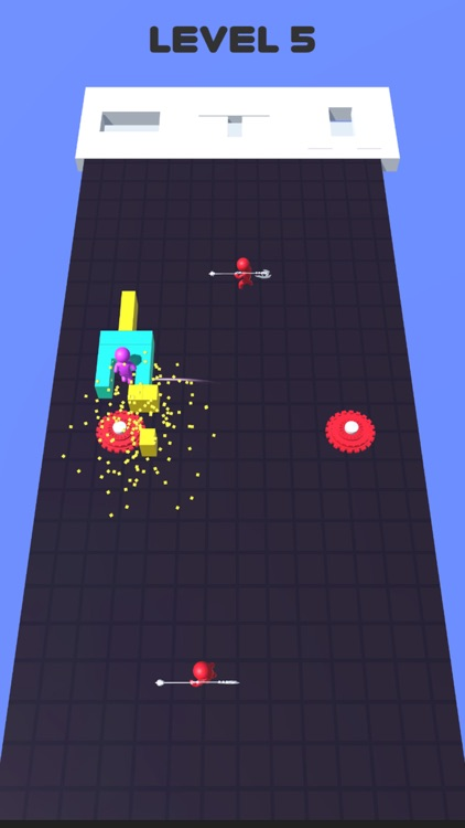 Super Color Slice - Fun Game screenshot-4