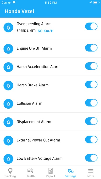 Grameenphone eVTS screenshot-4