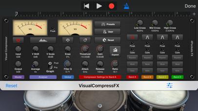 Visual Multi-Band Compressor screenshot 4