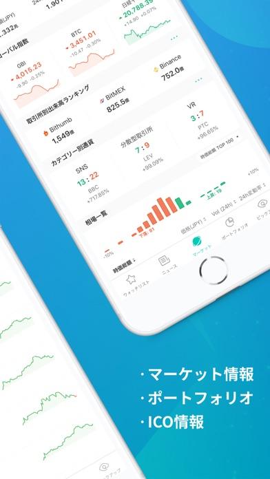 コイン相場 - ビットコイン&仮想通貨アプリ - 窓用