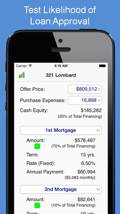 Real Estate Investing Analyst screenshot-3