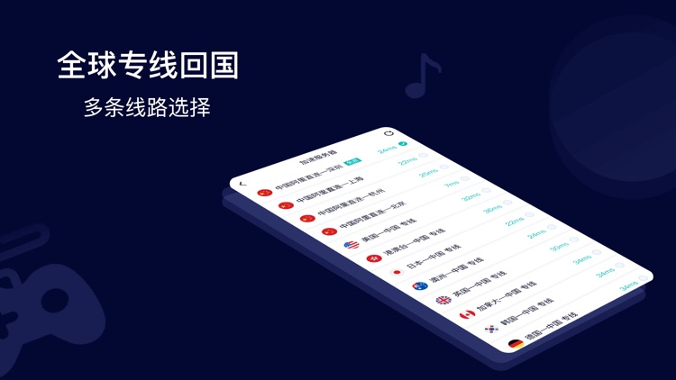 HomeCN加速器-vpn海外华人加速必备 screenshot-5