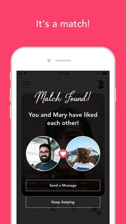 Ellie: Disabled Dating App screenshot-6
