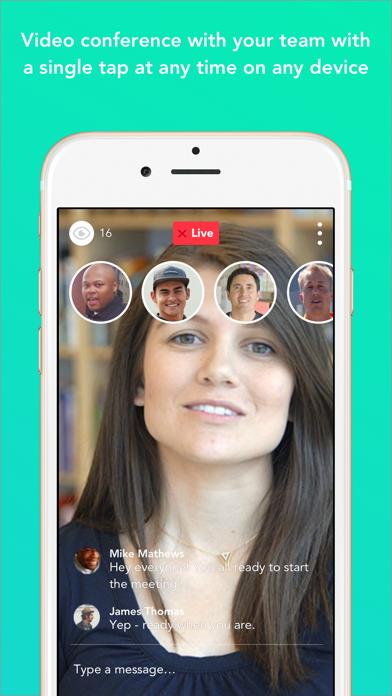 Pronto Team Communication screenshot three