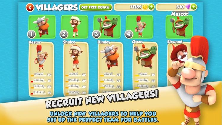 Volley Village screenshot-5
