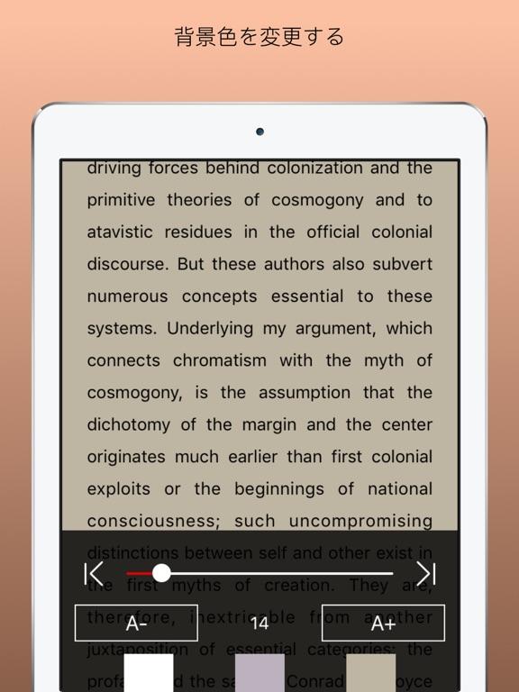 Epub リーダー - 読む epub,chm,txt 書籍のおすすめ画像3