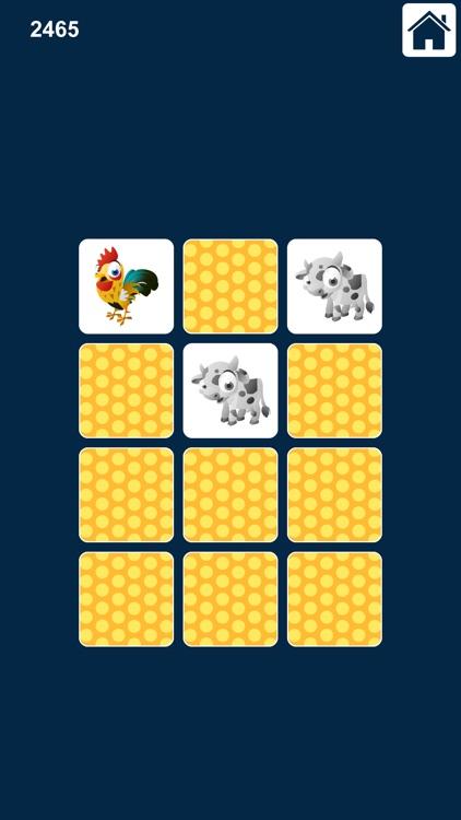 Match Cards Brain Game