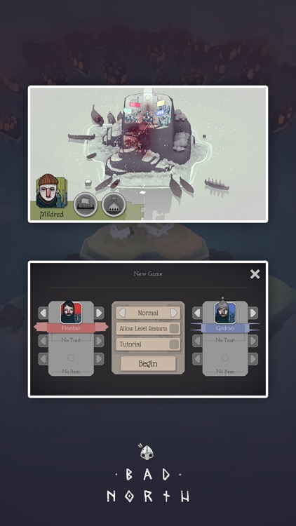 Bad North: Jotunn Edition screenshot-4
