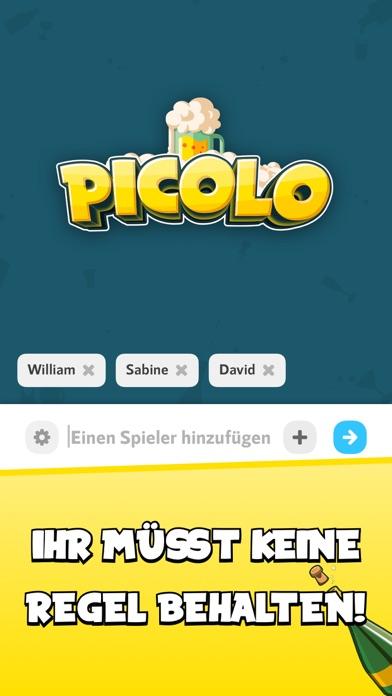 Herunterladen Picolo Trinkspiel für Pc