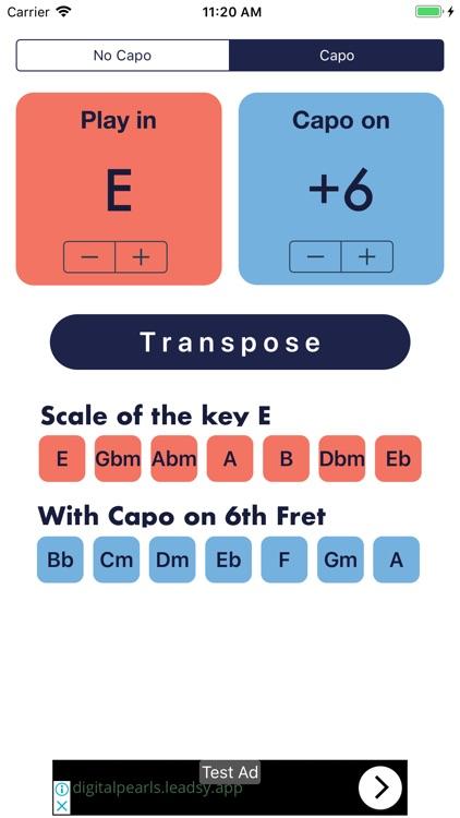 Chord Transpose