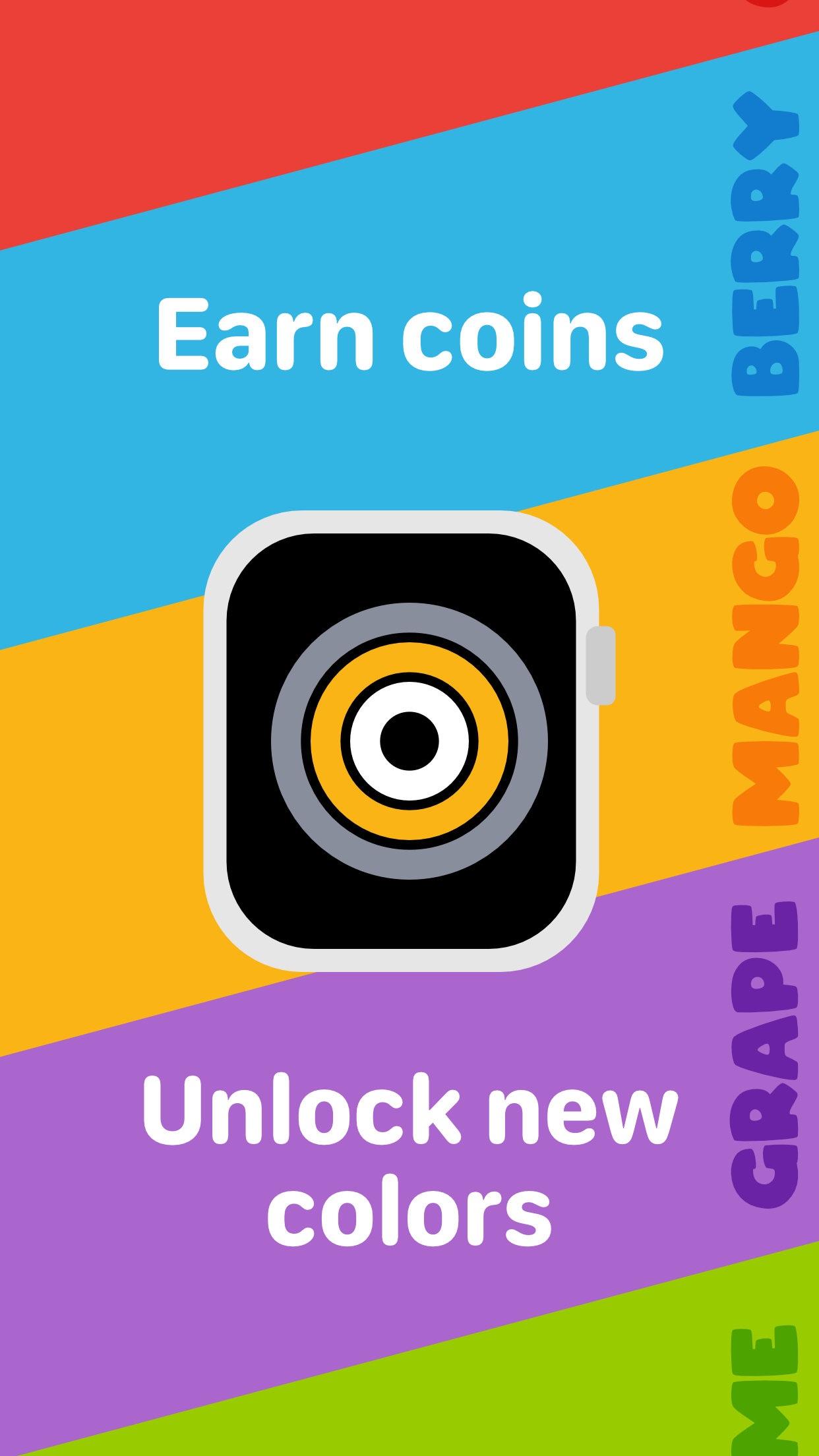 Screenshot do app Loop & Dot