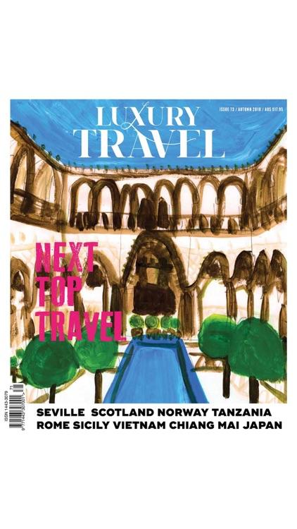 Luxury Travel Magazine screenshot-4