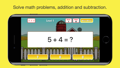 First Grade Math 6-8 screenshot two