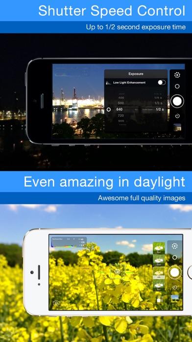 Night Camera HD Screenshots