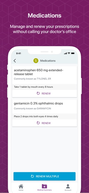 MyUPMC on the App Store