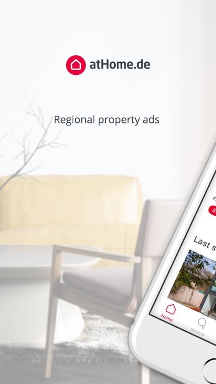 atHome.de Regional Real Estate