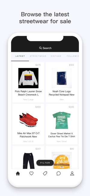 BUMP - Buy & Sell Streetwear on the App Store