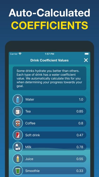 DRINK | Water Reminder screenshot-6