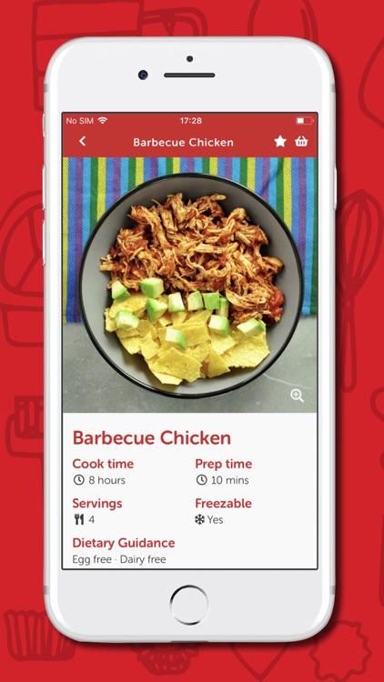 BLW Slow Cook Recipes screenshot-5
