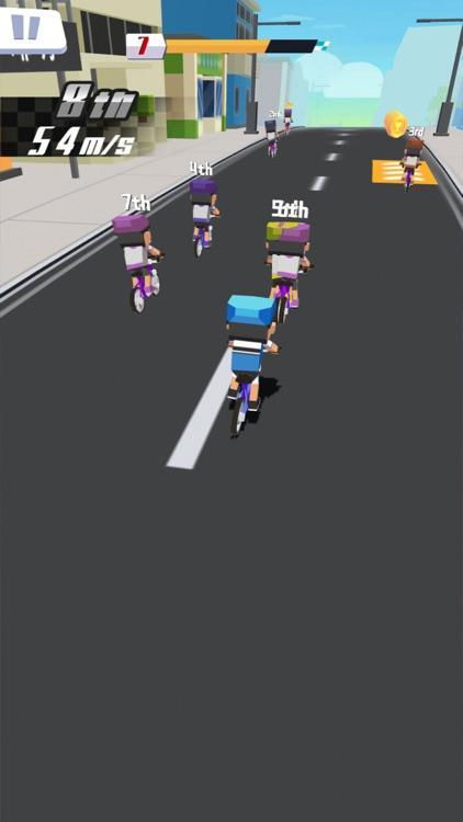 暴走自行车 screenshot-3